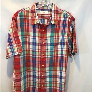 Uniqlo Men's Button Front Linen Shirts